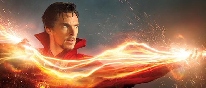 Benedict Cumberbatch as Doctor Strange (header)