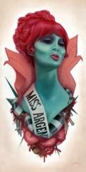 Bennett Slater - Miss Argentina