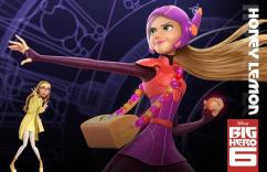 Big Hero 6 - Honey Lemon