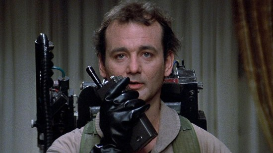 Bill Murray female ghostbusters
