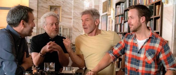 Blade Runner 2049 Ridley Scott
