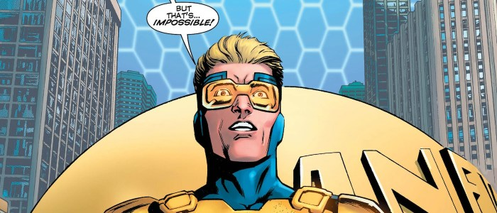 Booster Gold DC Universe