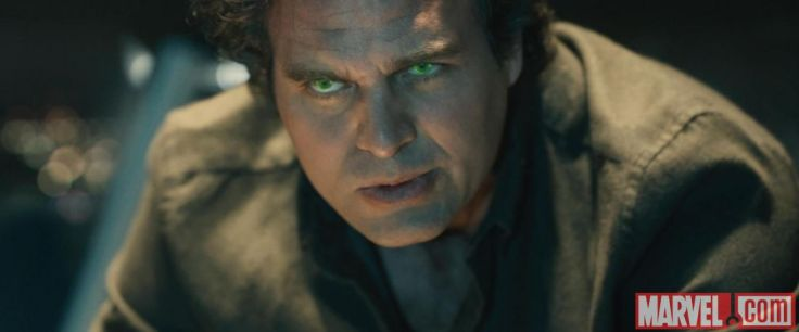 Bruce Banner Age of Ultron