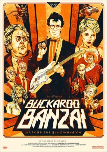 Buckaroo Banzai - Phantom City Creative