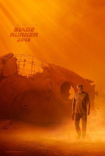Blade Runner 2049 Poster Harrison Ford