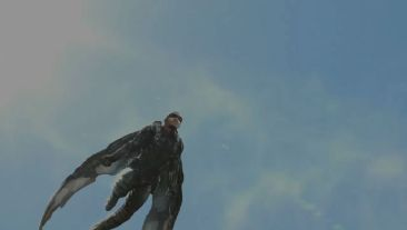 Captain America 2 Falcon 2