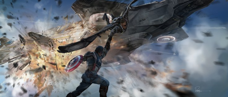 Captain America The Winter Soldier concept art (2)
