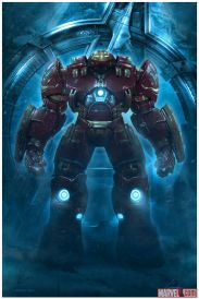 Casey Callender - Avengers Age of Ultron