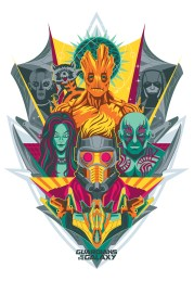 Chad Woodward - Guardians of the Galaxy