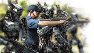 Chappie Behind the Scenes 3