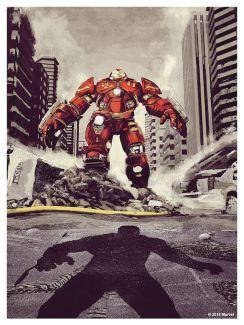 Chris Skinner- Avengers Age of Ultron