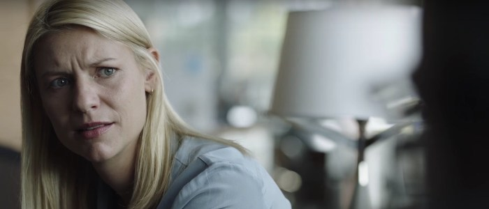 Claire Danes as Carrie Mathison in Homeland Season 6 Teaser Trailer