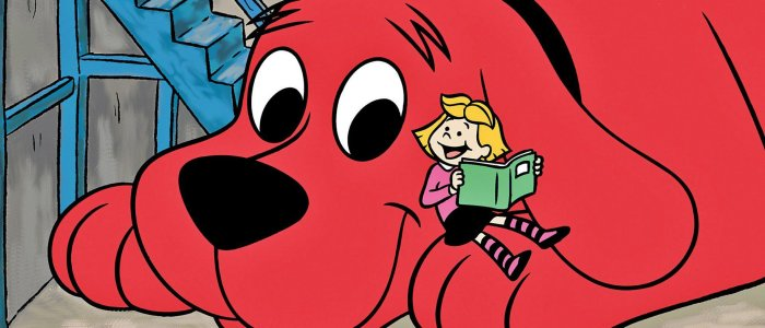 Clifford the Big Red Dog movie