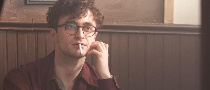 Daniel Radcliffe in Kill Your Darlings
