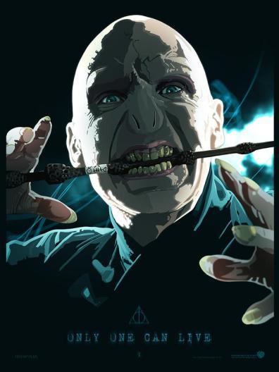 Dark Inker Voldemort