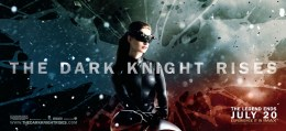 Dark Knight Rises Banner Cat Symbol