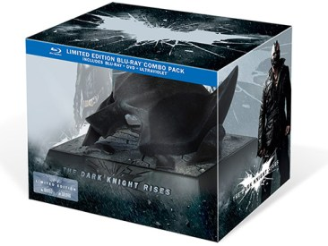 Dark Knight Rises LE Blu Bane