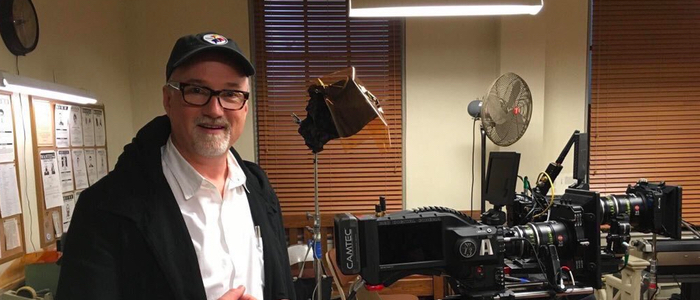 David Fincher movies