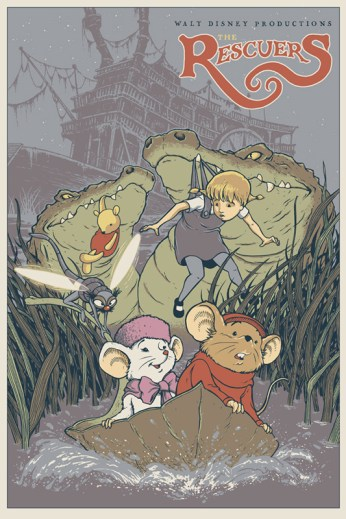 David Petersen - The Rescuers