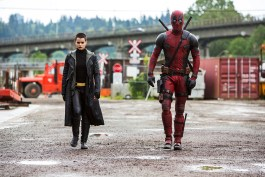Deadpool and Negasonic
