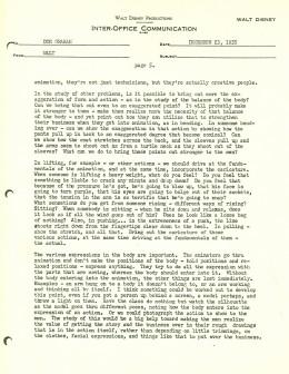Walt Disney Letter 5