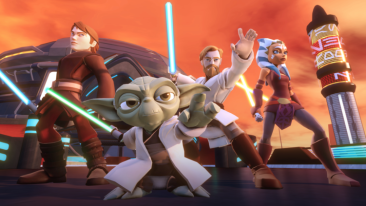 Disney Infinity Star Wars Twilight 1