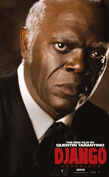 Django Unchained Poster Jackson