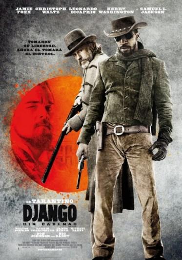 Django Unchained international poster
