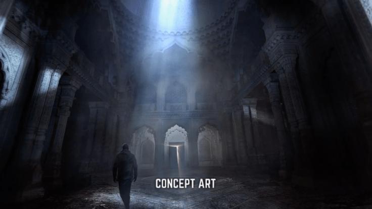 Doctor Strange concept art 2