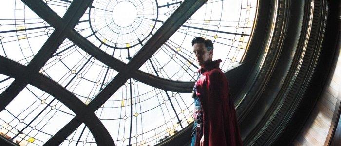 Doctor Strange Avengers Infinity War