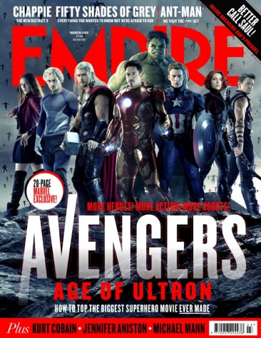 Empire Avengers Age of Ultron 2