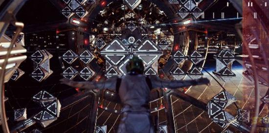 Ender's Game Battle Room