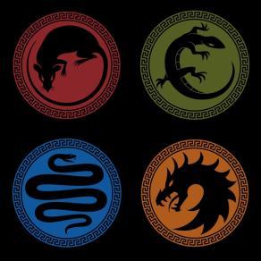 Enders Game Logos