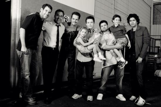 Entourage header