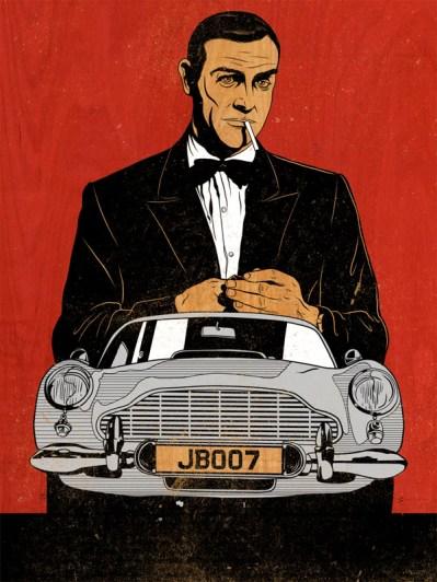 Evanimal - James Bond