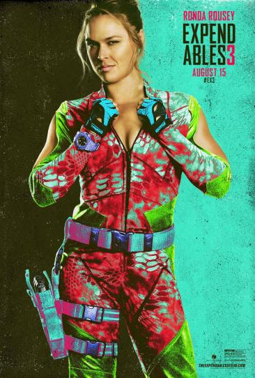 Expendables 3 - Ronda Rousey