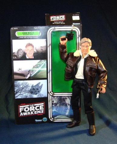 Fanmade Force Awakens Han Solo