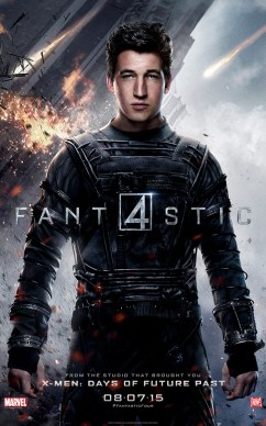 Fantastic Four Reed Poster