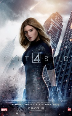 Fantastic Four Sue Poster