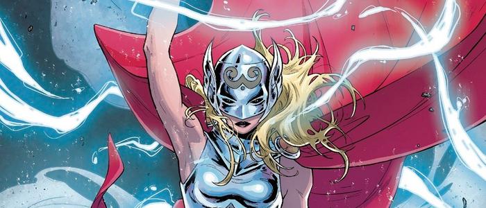Female Thor Movie