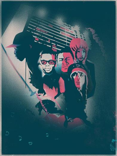 Fernando Reza - Attack the Block