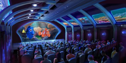 Finding Dory ride (2)