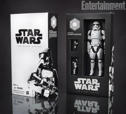 First Order Stormtrooper Black Series