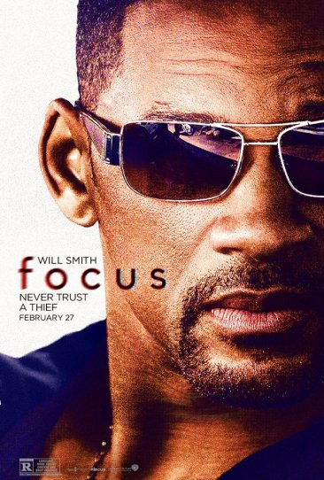 Focus poster - Will Smith