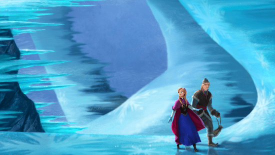 Frozen - header