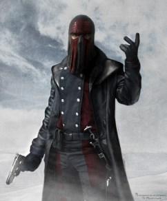 GI Joe Retaliation concept art - Cobra Commander