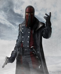 GI Joe Retaliation concept art - Cobra Commander
