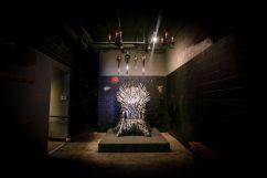 Game of Thrones Bar Iron Throne By Farrah Skeiky