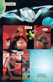 Galaxy Quest comic book 5