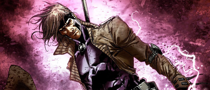 Gambit shoot date
